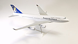 BOEING B747-400 (Executive Desk Model)